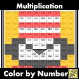 RHYME TIME Week Math Multiplication /  Skunk