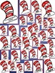 Dr. Seuss Inspired Word Families Poster Bulletin Board Set