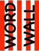 Dr. Seuss Word Wall