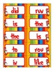 Dr. Seuss Inspired Word Wall Words