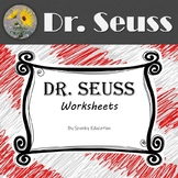 Dr. Seuss Worksheets