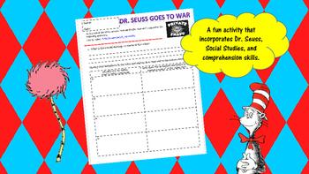 Dr. Seuss- World War II