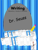 Dr Seuss Writing Informative Opinion Narrative CCSS