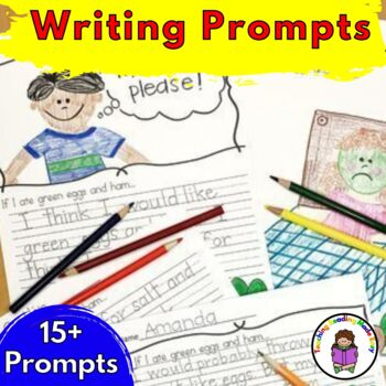 Dr Seuss Inspired Writing Prompts