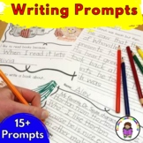 America Reads and Writes- Writing Prompts to go with Dr. Seuss Books