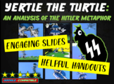 Yertle the Turtle 25-slide PPT & 10 question handout (updated for 2015/2016)