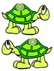GOOD DOCTOR BOOK Turtle numbers order ESL counting put in order 1-20