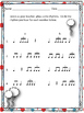 Speak for the Trees--Worksheet pack for practicing rhythm & melodic notation