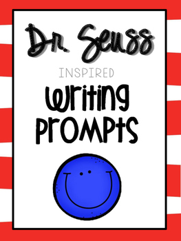 Dr. Seuss inspired Writing Prompts