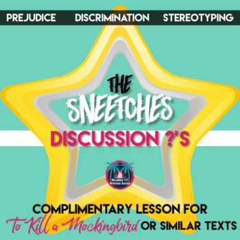 Dr. Seuss's The Sneetches Analytical Viewing Guide