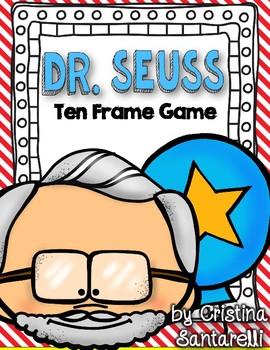 Dr. Seuss ten frame game free