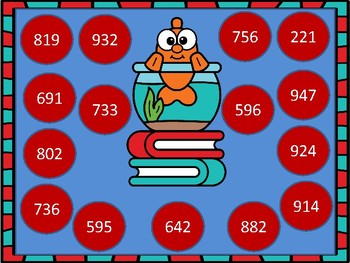 Dr. Seuss themed Adding THREE Digit Numbers