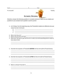 Dr. Seuss's The Lorax Comprehension Questions and Homework