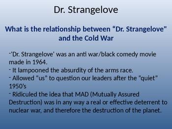 Dr. Strangelove Intro