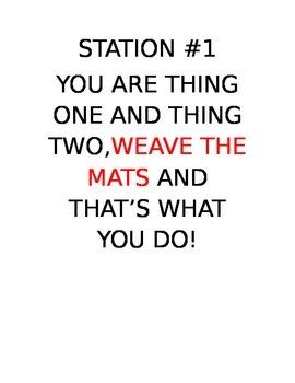 Dr. Seuss' Birthday Celebration Stations for P.E.