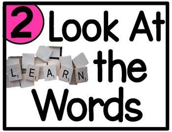 Beginning Reading Strategies