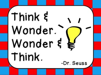 Dr. Suess Inspired Classroom Decor Quotes
