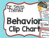 Dr Seuss Theme {Behavior Chart}