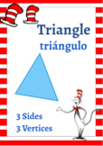 Classroom Decor- Dr. Suess Themed Shapes