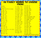 Dr. S Week RHYME HAT BOOK 118 WORD FAMILIES