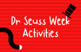 Dr Suess Week Small and Large Group Activities (5)