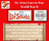 Dr. Suess World War II Activity