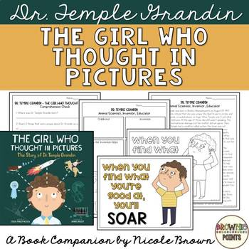 Dr. Temple Grandin - The Girl Who Thought In Pictures