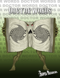 Dr. Words: Super Readers Villain-  Anchor Chart (Reading I