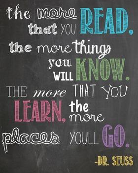 Dr.Seuss Quote