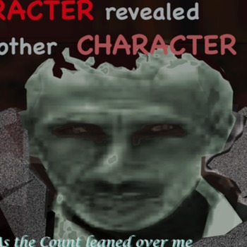 Dracula Character Revealed by Another Character
