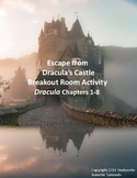 Dracula Escape Room - Chapters 1-8