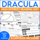 Test Practice and Close Reading Informational Text Dracula