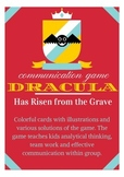Dracula has Risen from Grave - communication game