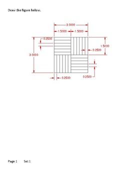 AutoCAD drawings, CAD drawings, Board drawings set 1