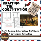 Drafting the Constitution Interactive Note-taking Activities