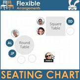 Seating Chart Maker [Flexible Arrangements]