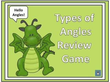 Dragon Angle Review Game