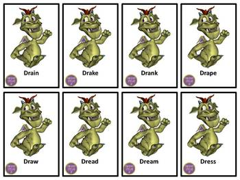 Dragon Articulation -- R Blends