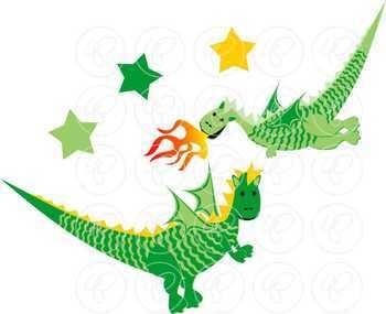 Dragon Birthday by Poppydreamz