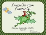 Dragon Calendar Set