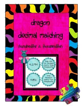 Dragon Decimal Matching