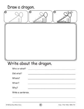 Dragon (Draw...Then Write)