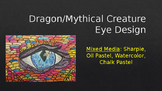 Dragon Eyes Drawing Power Point