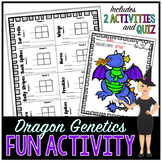 GENETICS COLLABORATIVE LEARNING ACTIVITY, DRAGON GENOTYPES