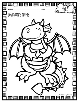 Genetics Collaborative Learning, Dragon Genotypes and Phenotypes