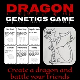 Genetics Dragon Science Game