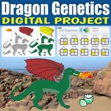 Dragon Genetics Project - Google Classroom | Distance Learning