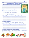 Dragon Gets By Comprehension & Vocabulary Test