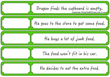 Dragon Gets By Sequence and Summarize