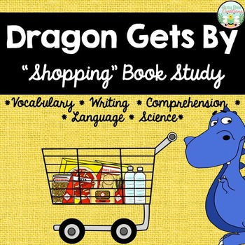 Dragon Gets By Book Study